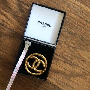 Chanel vintage brooche